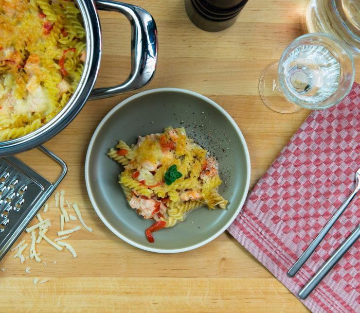 Tendencias culinarias: pastas en 1 minuto