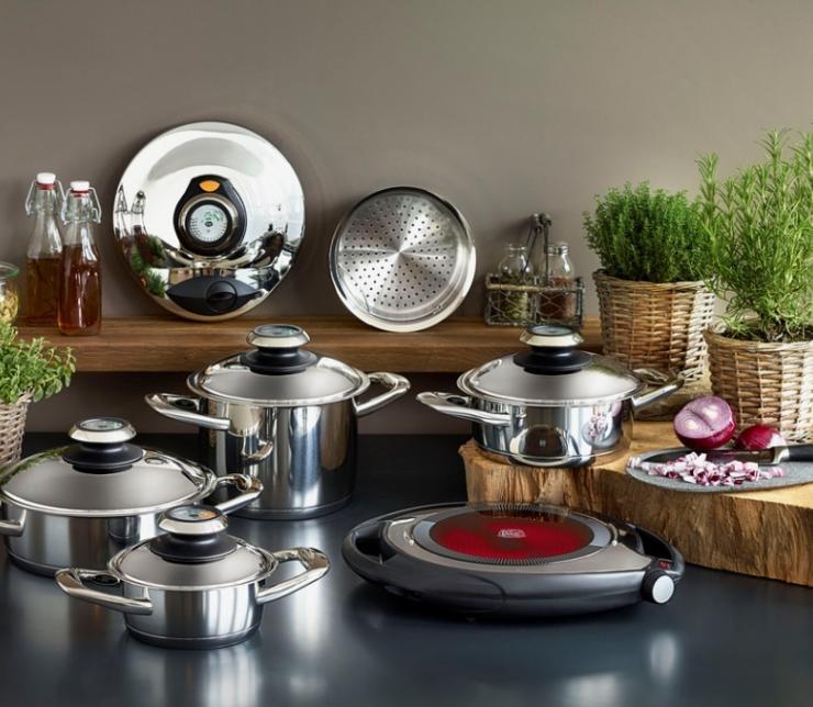 ¿Cómo cuidar tus ollas y sartenes AMC para mantenerlas siempre en perfecto estado?