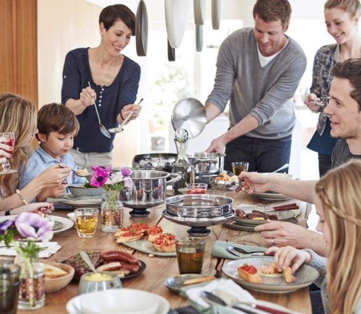 Las brochetas, un aliado perfecto para las cenas informales y de picoteo