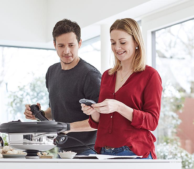 Métodos de cocción AMC- Gratinar con Navigenio