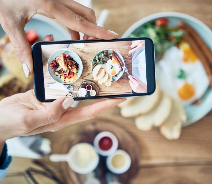 10 Trucos para fotografiar tus recetas