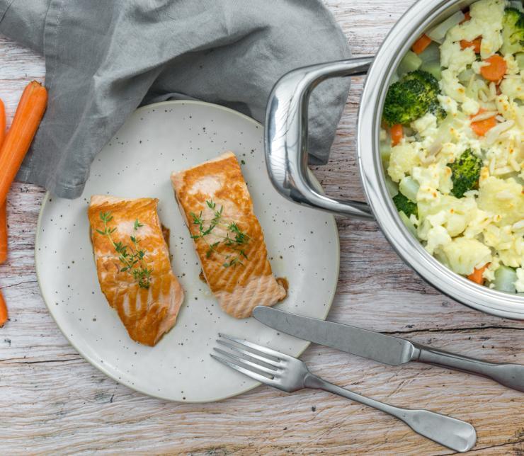 8 Consejos para comer un poco más sano cada día
