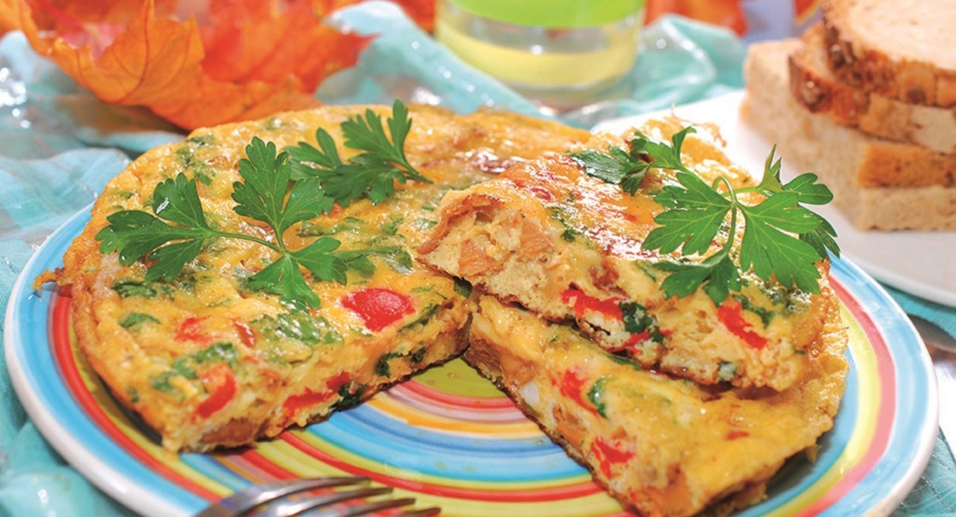 Tortillas de colores