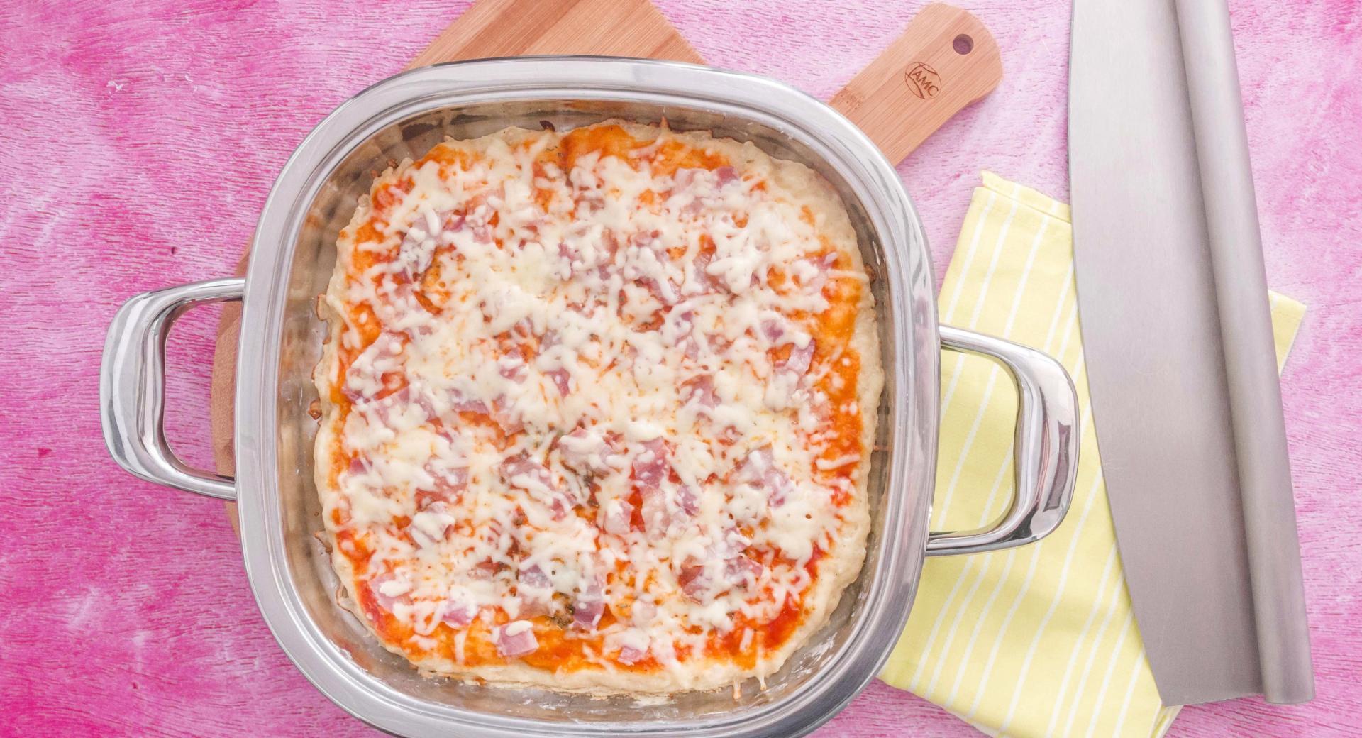 Pizza en Arondo
