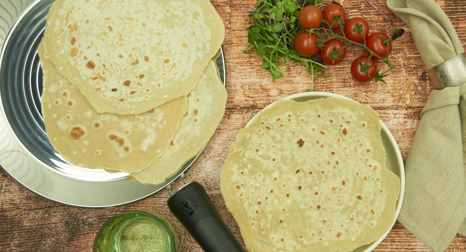 Chapati XL