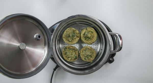 Apagar el Navigenio y condimentar el plato al gusto.