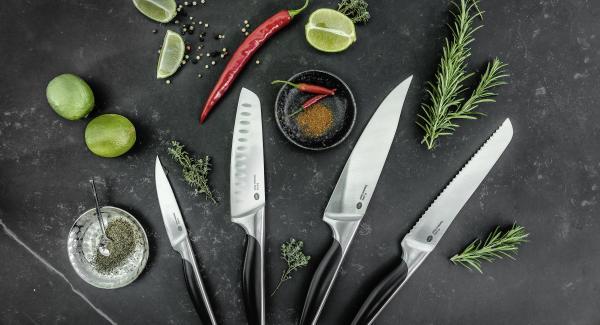 Consejos útiles para el nuevo set de cuchillos D-Line