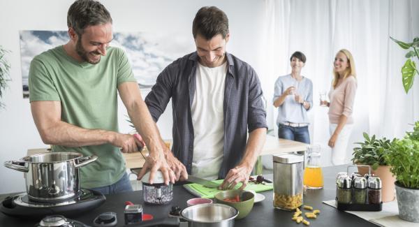 Métodos de cocción AMC- Cocina Rápida Turbo