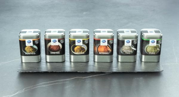 Salud y sabor con las especias AMC