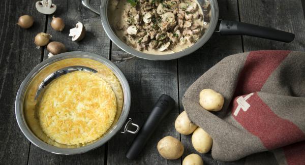 Salud y sabor cocinando con las sartenes AMC