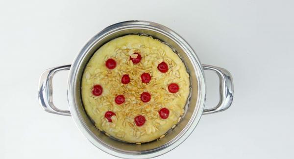 Al finalizar el tiempo de cocción, comprobar el dorado y hornear 1 minuto más si es necesario.