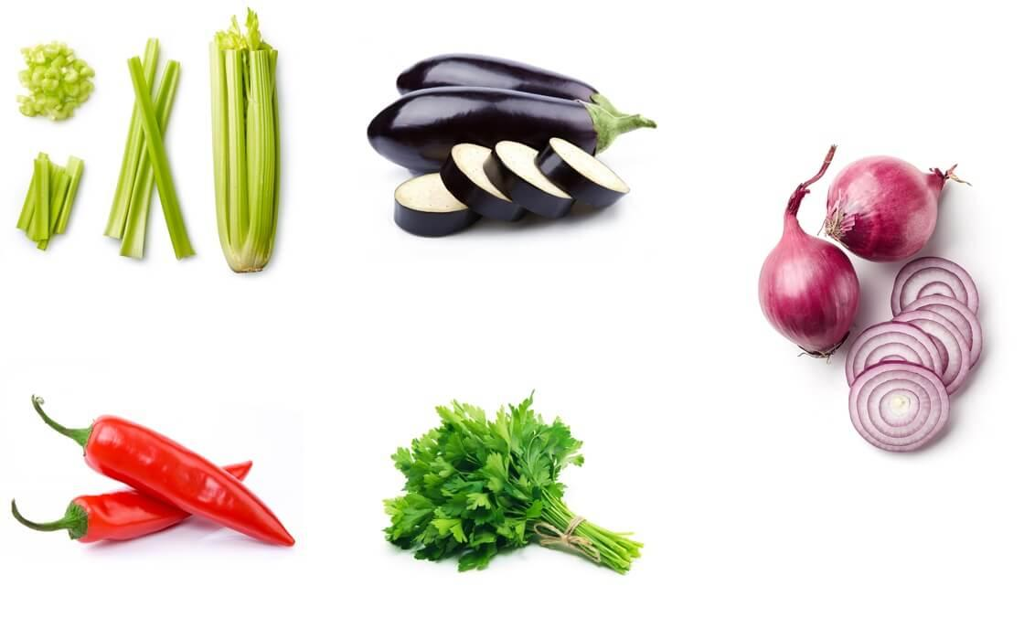 Cuchillo cocinero D-Line ingredient